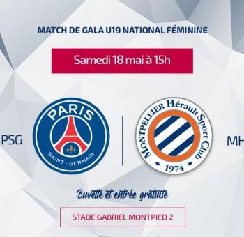 Féminines : le PSG au Montpied ce samedi