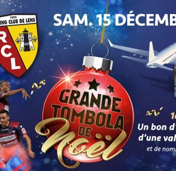 Tombola: le Clermont Foot 63 fête Noël face à Lens !
