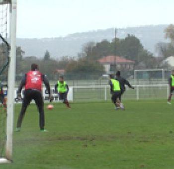 CDF: Avant Selongey - Clermont