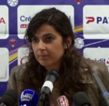 Conférence de presse Helena Costa
