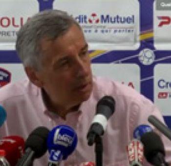 Conférence de presse Claude Michy